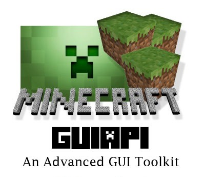 GuiAPI – An Advanced GUI Toolkit для Minecraft 1.5.2/1.5.1/1.4.7