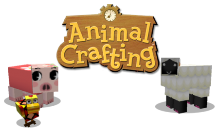 Animal Crafting Texture Pack
