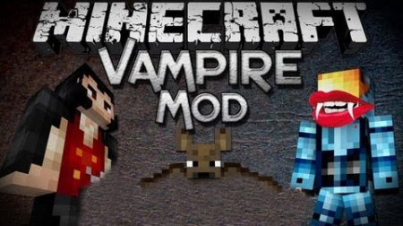Vampire Mod for Minecraft 1.4.7