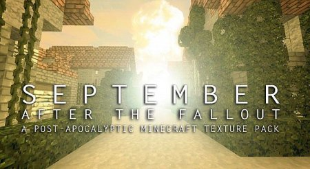 After The Fallout текстур пак для Minecraft 1.4.7