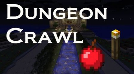 Dungeon Crawler мод для Minecraft 1.5.2/1.5.1/1.4.7