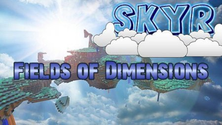 Fields of Dimensions: Skyr мод для Minecraft 1.4.7