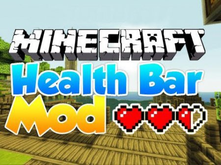 Father Toast's Health Bars мод для Minecraft 1.5.2/1.5.1