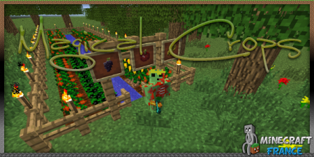 Magical Crops Mod for Minecraft 1.6.2/1.5.2/1.4.7